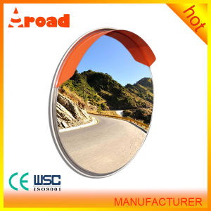 PC and PP Orange Round Road Convex Mirror (PCM50101) pictures & photos