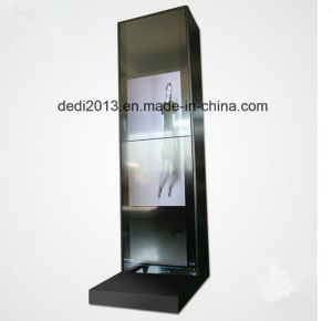 55 Inch Floor Standing Digital Signage Portrait Portable Display LCD Digital Display pictures & photos