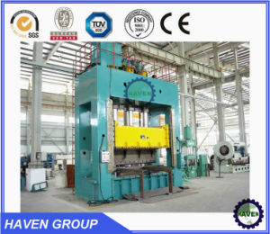 YQK27 series four column frame type hydraulic press machine pictures & photos