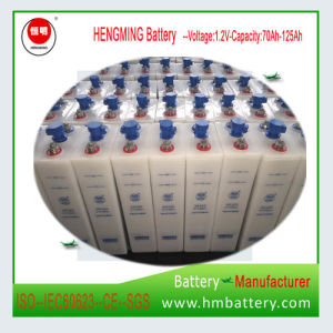 Hengming Gng40 Pocket Type Nickel Cadmium Battery Kpm Series (Ni-CD Battery KPH40) Rechargeable Battery pictures & photos