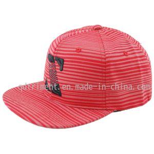New Cotton Twill Era Flat Bill Baseball Sport Cap (TMFL6459) pictures & photos