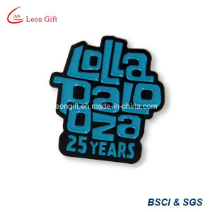 Wholesale Number and Letter Lapel Pins with Competitive Price pictures & photos