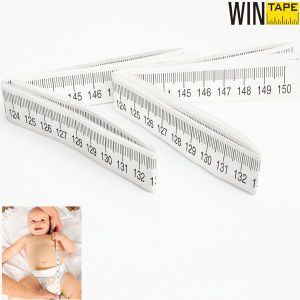 1.5m (60inch) Tyvek Infant Paper Ruler for Measuring Baby Head Disposable Medical Gift with Your Logo pictures & photos