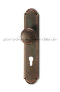 High Quality Solid Brass Door Handle 831 pictures & photos