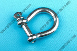 European Type Large Bow Shackle Stainless Steel Rigging pictures & photos