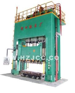 Fiber Reinforced Plastics Hydraulic Press Machine (3000T) pictures & photos