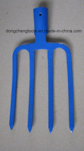 Carbon Steel Forged Fork Head 750g