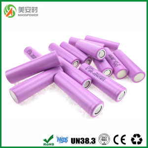 High Quality 18650 3.7 Volt Li-ion Battery pictures & photos