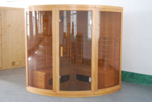 Red Cedar Far Infrared Sauna (FIS-3G) pictures & photos
