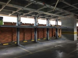 Mutrade Double Levels Parking Device pictures & photos