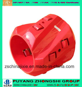 Slip-on Solid Body Spiral Blade Roller Rigid Centralizer for Drilling pictures & photos