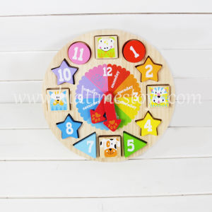 Wooden Puzzle (TS 6543) pictures & photos