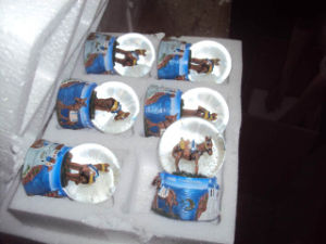 Souvenir Gifts Polyresin Snow Globe with Customized OEM pictures & photos