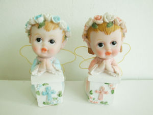 Polyresin Crafts Baby Figurines (ST3000)