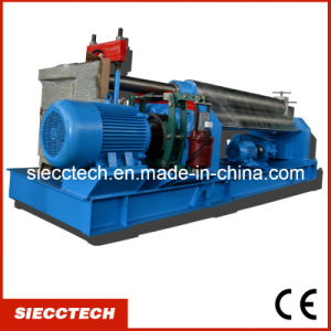 W11 16X2000 Steel Sheet Mechanical Rolling Machine pictures & photos