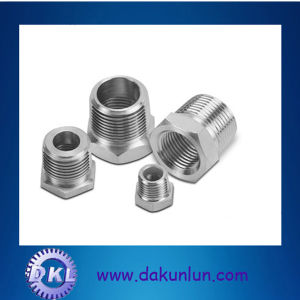 Precision Stainless Steel Threaded Bushing From China Manufacture