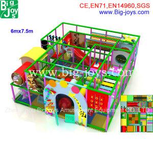 3 Floor Kids Indoor Playground Design, Small Indoor Playground pictures & photos