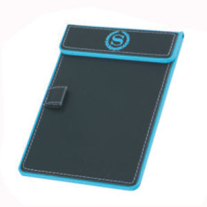 Leather Note Pad, Notepaper Holder (PB165)