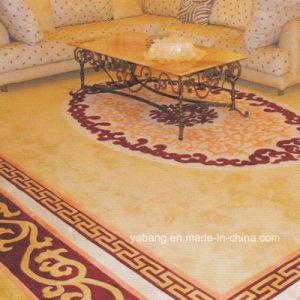 Plain Style and Nonwoven Technics Patterned Carpet