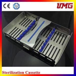 M185X110 Stainless Dental Sterilizer Cassette pictures & photos
