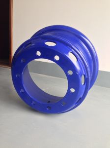 Tubeless Wheel, Spoke Rim, Steel Wheel Rim pictures & photos