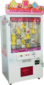 Treasure Hunt Amusement Game Claw Crane Machine for Hot-Sale pictures & photos