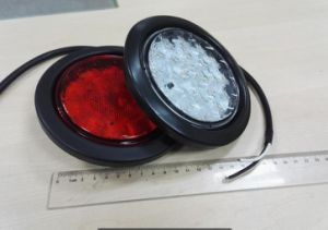 Turn Signal/Fog/ Back up Rear Lamps for Truck E4 Adr DOT Certificated Lt-110 pictures & photos