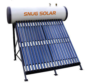 Residential Pressure Solar Water Heater for -35 Degree pictures & photos