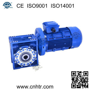 Nmrv Worm Gear Motor Reduction Gearbox