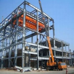Prefab Steel Structure for Power Plant Industry pictures & photos