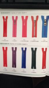 Nuguard Zipper High Quality Various Colors and Models pictures & photos