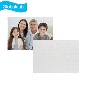 Sublimation Jigsaw Puzzle for Photo Printing A5 Size pictures & photos