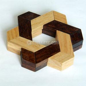 Wood Puzzle (WP1012)