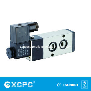 Plate Type Solenoid Valve (4M series) pictures & photos