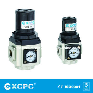 Pressure Gauge Inserting Air Regulator (XGR series) pictures & photos