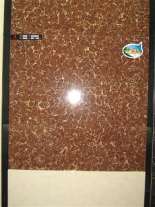 Bulati Pulati Series Polished Porcelain Tile Floor Tile Nano Double Charge pictures & photos