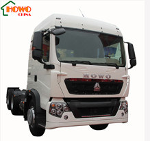 Sinotruk Prime Mover HOWO T5g Tractor Truck pictures & photos