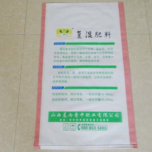 Plastic Packaging PP Woven Bag for Animal Feed