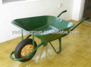 Wheelbarrow Wb6400, Wheel Barrow Wb6400, Dubai Model Wheelbarrow pictures & photos