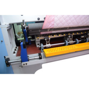 Yuxing Shuttle Lock Stitch Multi-Needle Quilting Machine pictures & photos