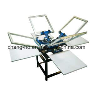 Garment Screen Printing Press pictures & photos