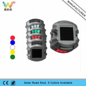 Aluminum Road Reflector Solar Power LED Light Solar Road Stud pictures & photos