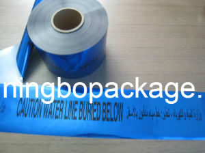 Printed Detectable Warning Tape, Caution Buried Tape pictures & photos