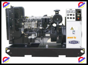 640kw/800kVA Silent Diesel Generator Set Powered by Perkins Engine
