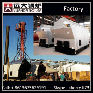 1ton 2ton 10bar Wood Burning Boiler From China pictures & photos