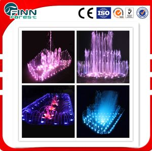 High Quality Colorful LED Underwater Ring Fountain Light pictures & photos