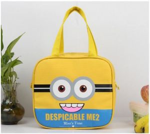 Cartoon Child Girls Boys Oxford Thermal Picnic Lunch Box Bags pictures & photos