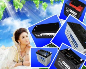 Lead Acid Mf Car Batteries (12V165AH) pictures & photos