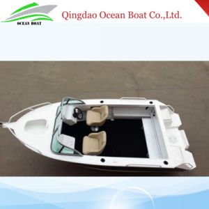 4.5m High Quality with Storage Box Pleasure Fishing Yacht pictures & photos