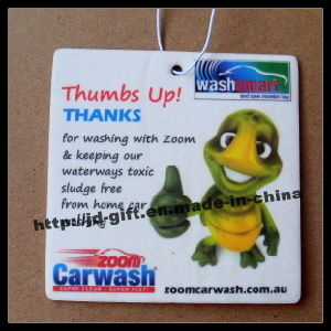 China Promotional Freshener, Promotional Products, Custom Air Freshener, Promo Freshener (Low MOQ, Cheap price)) pictures & photos